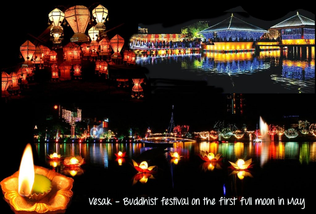 Colombo Vesak lanterns
